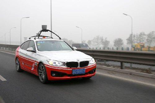Sikeres tesztet csinált az önjáró autó